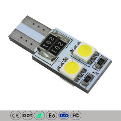 T10 Canbus свободным от ошибок индикатор Auto (T10-PCB-004Z5050PA)