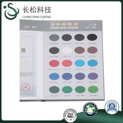 Rivestimento della polvere di processo della vernice del cappotto della polvere del bicromato di potassio
