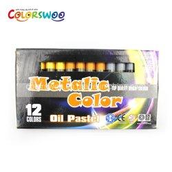 Metalico Pastel de aceite de paquete de 12