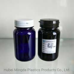 Pet/HDPE MD-747 قنينة بلاستيكية للطب/طعام/منتجات الرعاية الصحية سعة 175 مل