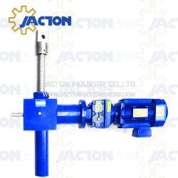 Наиболее сильный для тяжелого режима работы с электрическим нажимной винт, высокая точность червяк под действием электропривода нажимной винт производителя
