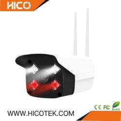 1080P verdoppeln Warnungs-Bewegungs-Befund-Kamera LED-helle farbenreiche Tag und Nacht WiFi Onvif mit Ableiter-Einbauschlitz