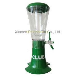 Promotion Custom Logo du Club de 3L du refroidisseur de boissons tour de distributeur