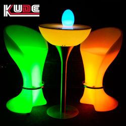 С учетом пожеланий игрушек светится светодиод сбора светящихся садовой мебелью в таблице