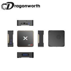 Mini PC della casella astuta della TV con il contenitore massimo Android di casella 4GB A95X Amlogic S905X2 4G 64G TV di 3G TV
