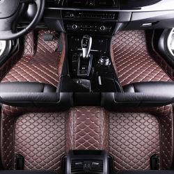 Auto Accessory Car Floor Mat/Car Carpet Anti Slip Pad EVA/PVC/Rubber/Plastic/Latex/Leather/XPE/TPE 3D/5D Car Mat für Auto Accessory