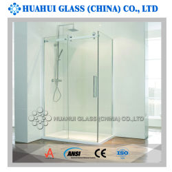 Square ducha correderas armario con tamaños personalizados y SGCC/Ce/AS/NZS