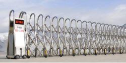 Poort van het Roestvrij staal van de afstandsbediening de Automatische Intrekbare