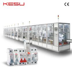 맞춤형 자동 MCB 기계 MCB 조립 기계 및 테스트 생산 선