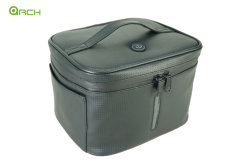 Carrito de compras Bolsa Bolsa de viaje equipaje PU luz UV de desinfección el caso de cosméticos