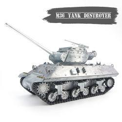 고품질 군 탱크 모형 잭슨 M36 1:16 가늠자 탱크 장난감에 의하여 주문을 받아서 만들어지는 페인트