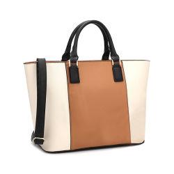 Дизайнерская сумка для ручной сумки Элеганс Женская сумка для ручной работы Классический офис Дамская сумка Болсас ПАРА Мужер