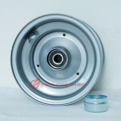 """[فورلونغ] 8 """" حالات عجلات فلّاح [سنوو بلوور] [لون موور] حديقة جرار 5.50 '' [إكس8] 6205 [2رس] تجويف تركيب إطار العجلة [16إكس7.5-8]"""