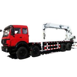 سير الوصلة هيدروليكي 10 أطنان رافعة الشاحنة