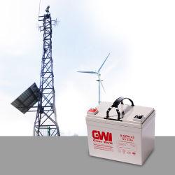 بطارية Gel الشمسية ذات درجة الحرارة العالية 12V100ah لسوق الشرق الأوسط السعر