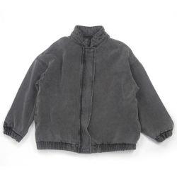 Serviço personalizado sarja de Jean Jacket Preço Granel Crianças Jean Jacket vestuário barato