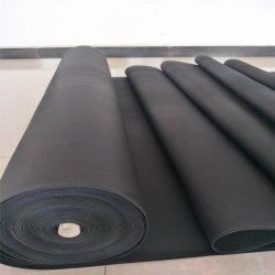 Imperméabilité Membrane EPDM rouleau en caoutchouc isolant en caoutchouc résistant à la chaleur