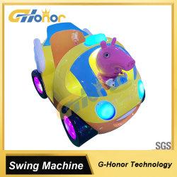 В Best-Selling доступны в формате MP4 на лошадях электрический медали Кид автомобиль для поворота детский парк развлечений игры для детей для продажи машины поворотного механизма с электронным управлением
