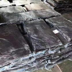 Pneu de ferraille Superfine caoutchouc intérieur recyclé noir tube intérieur caoutchouc recyclé