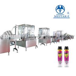 Aérosol automatique de l'insecticide en spray Mosquito Killer Machine de remplissage de pulvérisation de pulvérisation de pesticide