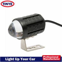 Y6d lente LED H4 Bi-Xenon auto alta bassa 12V 40 W. Mini proiettore impermeabile da 4000 lm Super luminoso da 6000 K.