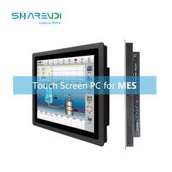 10.4 pulgadas vertical Quiosco interactivo Smart ATM de lamáquina en un solo panel PC Equipo Terminal de pantalla táctil de 10 puntos