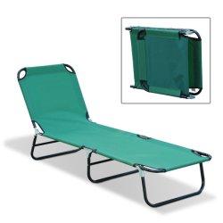 이동식 24.5인치 W 군사 코트, 접이식 침대, 하이킹 여행 캠핑 침대와 그린 무료 백