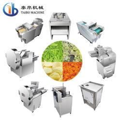 Alta eficiência, Fécula de mandioca//Cenoura/vegetais/frutas/Lemon/Apple o corte/máquina de corte com certificação CE