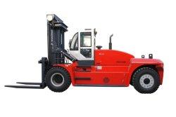 CE 인증을 획득한 최대 고성능 18톤 디젤 지게차