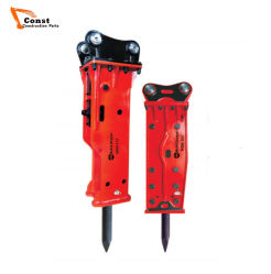 굴착기 유압 차단기를 위한 Hb 20g 옆 유형 유압 망치 바위 차단기