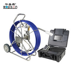 120M プッシュロッド防水マニュアルフォーカス CCTV ソーサーラインカメラ