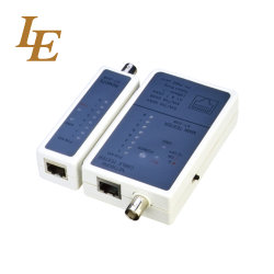 RJ45(UTP/STP) 및 BNC 모듈용 케이블 네트워크 LAN 테스터 케이블