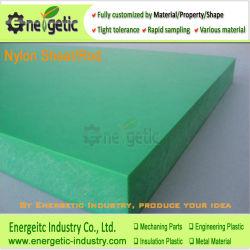 China PA6 Blatt Hersteller Nylon Black Color, Nylon Bar, Nylon Blöcke, Nylon Kunststoff Blöcke, Nylon Stange, Nylonstange, PA-Platte, Mc Nylonstange