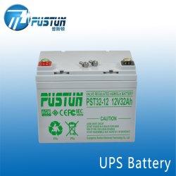 Bateria de chumbo-ácido Backup UPS 12V 32ah isento de manutenção