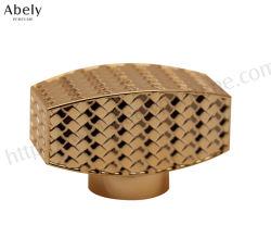 OEM/ODM kroon Plastic Metalizing GLB voor de Kosmetische Fles van het Glas van het Parfum