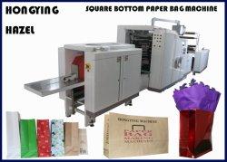Sos de Vierkante Zak die van het Cement van de Machine van de Zak van het Document van de Bodem Machine maken