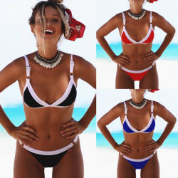 Nouveau ! 2019 Hot Sale ! Sexy Bikini Women's de maillots de bain contraste M76244