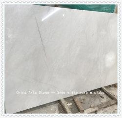 Chinese Zuivere Witte Marmeren Plak voor de Producten van Tegels
