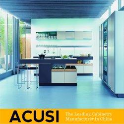 Usine laque mat à chaud de gros de la vente les armoires de cuisine Mobilier (ACS2-L03)