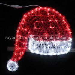 LED de design 2D Motif decoração de interiores das luzes de Natal Star