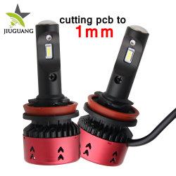Iluminação automotiva Jeep Offroad 12V H4 H7 H11 H1 Lâmpada LED Automática