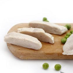 IQF gefrorene frische Hühnchen-Brust-gedämpfte Hühnchen-Brust