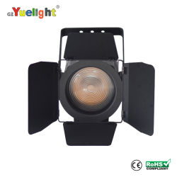 "GZ Yuelight منتج حاصل على براءة اختراع، ضوء LED أبيض دافئ، 300 واط، فيديو موضعي ضوء موضعي خاص بغرفة اجتماعات الكنيسة، استديو، محطة التلفزيون عرض أزياء مسرح ""كاتواك"""