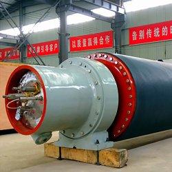Rollo de papel térmico de acero al carbono/hierro fundido que la maquinaria de aspiración de la Shell Pulse Rollo para máquina de papel
