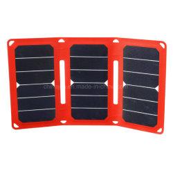 3 Sunpower dobrável de ETFE Flexível da Luz do Painel Solar /Portátil de Alta Potência portátil Banco Solar exterior para viagens&Barco Carregador solar solares Saco para camping