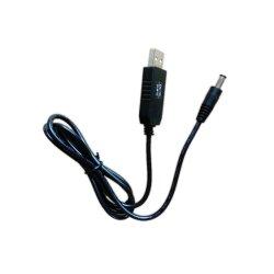 La migliore vendita della riga accessoria 5V del cavo del USB del telefono mobile all'accessorio di carico Emergency del telefono delle cellule del cavo del cavo del cavo DC3.5 del USB di tensione 9V/12V