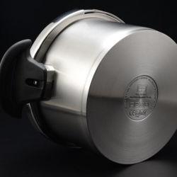 Dampfkochtopf des Edelstahl-304