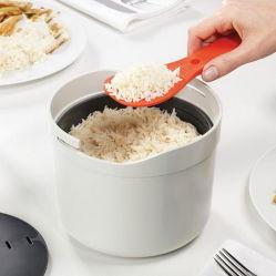 Het multifunctionele Plastic Kooktoestel van de Rijst van de Magnetron Speciale