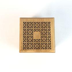 عصي البخور الخشبية لحامل البخور لتصميم صندوق