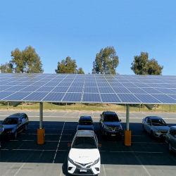 نظام إيقاف السيارات الشمسية/نظام الطاقة الشمسية